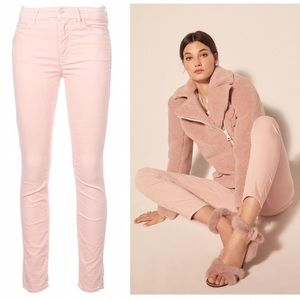 NWT MOTHER The Looker High Waist Skinny Pants